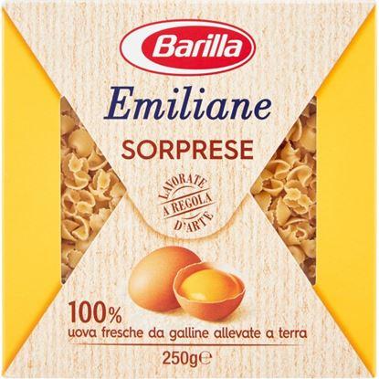 Picture of SORPRESE UOVO EMILIANE BARILLA GR.250+25