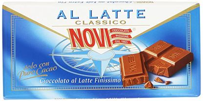 Picture of TAVOLETTA LATTE NOVI GR.100