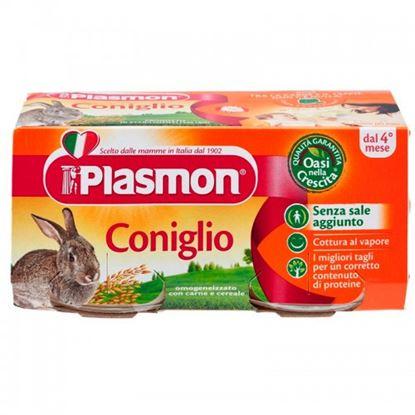 Immagine di OMO.PLASMON CONIGLIOGR.80X2