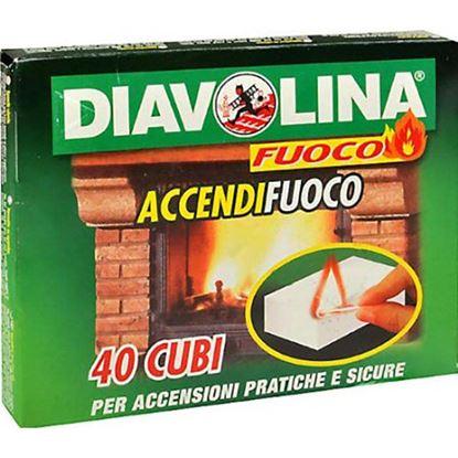 Picture of DIAVOLINA ACCENDIFUOCO40 CUBI