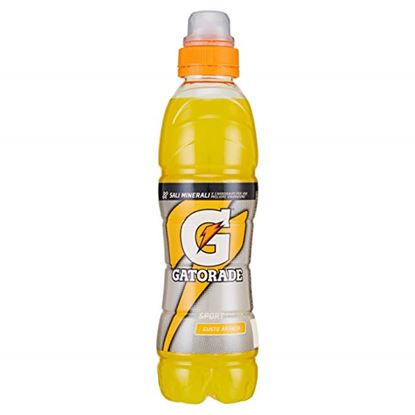 Picture of GATORADE SPORT BOTTLE ARANCIA PET ML500