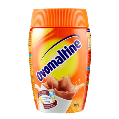 Picture of OVOMALTINE BARATTOLO GR.400