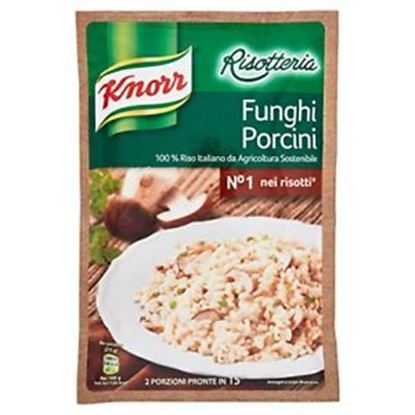 Picture of RISOTTO FUNGHI KNORR BUSTA GR.175