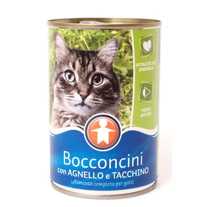 Immagine di BOCCONCINI AGN/TACCH. SIGMA GATTO GR 400