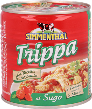 Picture of TRIPPA  SIMMENTHAL AL SUGO GR 420