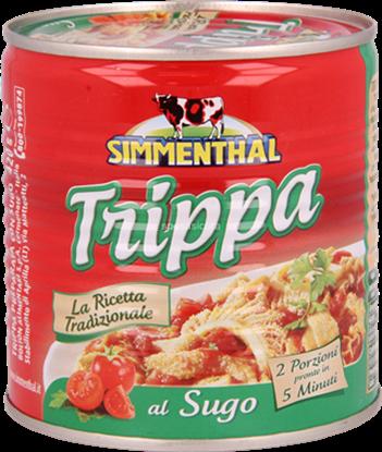 Immagine di TRIPPA  SIMMENTHAL AL SUGO GR 420