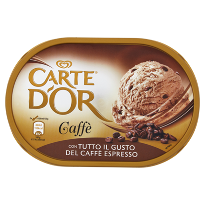 Picture of CARTE D`OR CLASSIC CAFFE`530GR ALGIDA