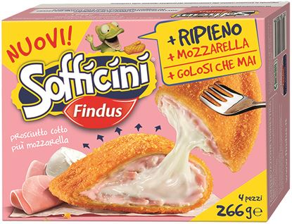 Picture of SOFFICINI PROSC/MOZZ.FINDUS GR266