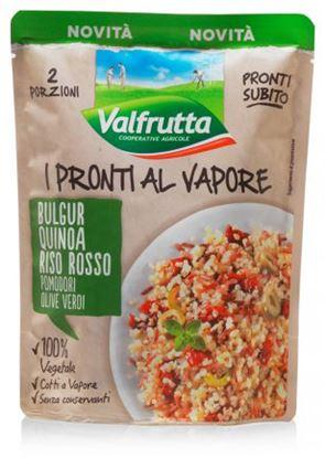 Picture of I PRONTI AL VAPORE VALFR.BULGAR/QUINOA/RISO ROSSO