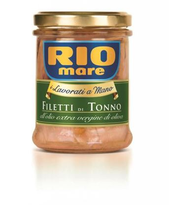 Picture of FILETTI RIO MARE TONNOO/O VV GR.180