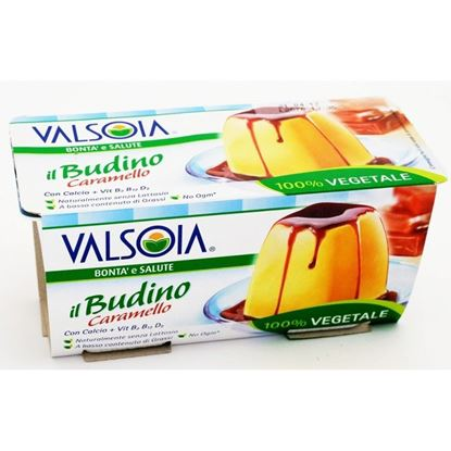 Picture of BUDINO VALSOIA CARAMELLOGR.115X2