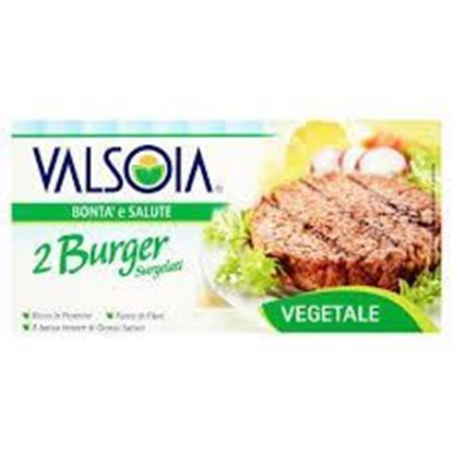 Picture of BURGER VEGETALE X 2GR 150 VALSOIA