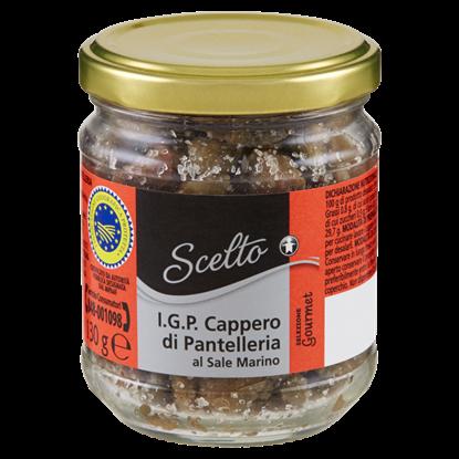 Picture of CAPPERI SALE PANTELLERIASCELTO GR 130