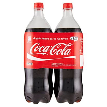 Picture of COCA COLA LT.1,5 X 2 PET