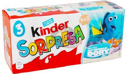 Immagine di KINDER SORPRESA T.3