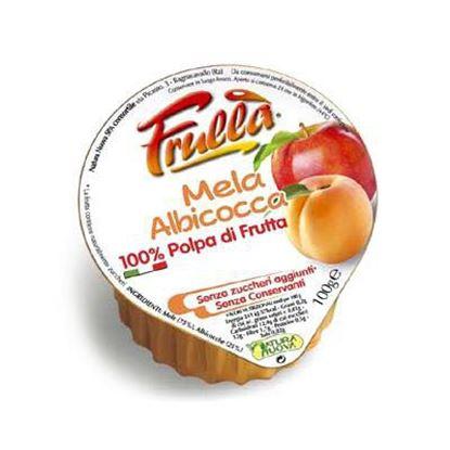 Picture of POLPA MELA ALBICOCCA FRULLA` GR.100