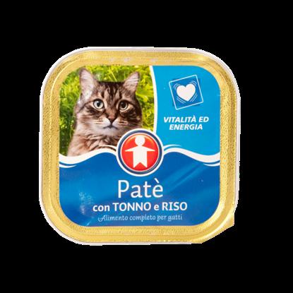 Immagine di PATE` TONNO/RISO SIGMA GATTO GR 100 VK