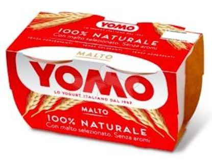 Picture of YOMO YOGURT MALTO GR.125X2