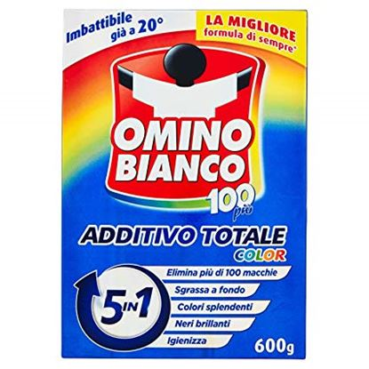 Picture of OMINO BIANCO ADD.100PIU`GR.600