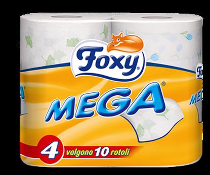 Immagine di CARTA IG. FOXY SETA 4 MAXI ROTOLO + 2 OM