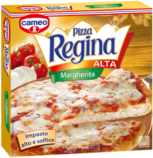 Picture of PIZZA REGINA ALTA MARGH.370 G CAMEO