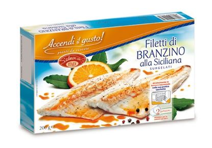 Picture of BRANZINO ALLA SICILIANA SALMON CLUB G200