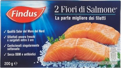 Picture of FIORI DI SALMONE FINDUS GR 200