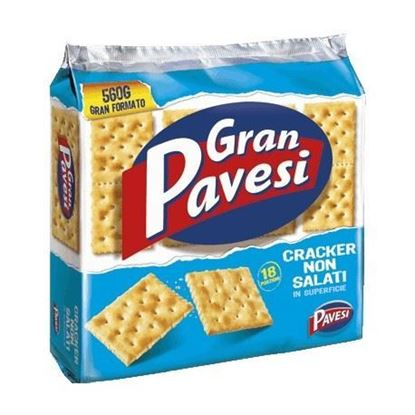 Picture of CRACKERS GRANPAVESINON SALATI GR.560