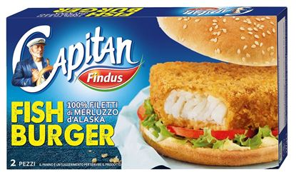 Picture of FISH BURGER FINDUS GR 227