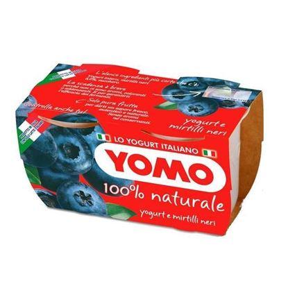 Picture of YOMO YOGURT MIRTILLO GR.125X2