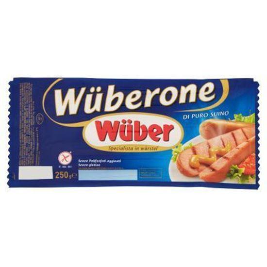 Picture of WURSTEL WUBER WUBERONEGR. 250