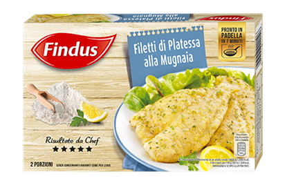 Picture of FILETTI PLATESSA MUGNAIAGR300 THAT`S AMORE FINDUS
