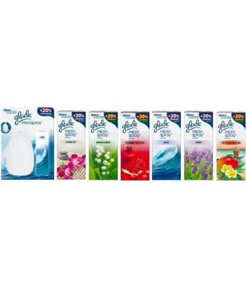 Picture of GLADE MICROSPRAY BAGNORICARICA