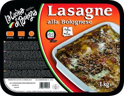 Immagine di LASAGNE ALLA BOLOGNESE LA0G LA CUCINA DI BOLOGNA