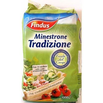 Picture of MINESTRONE TRADIZIONE FINDUS GR1000