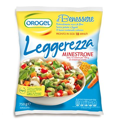 Picture of MINESTRONE LEGGEREZZAGR 750 OROGEL