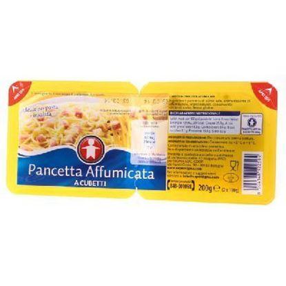Picture of PANCETTA AFFUM.CUBETTI SIGMA GR.100X2