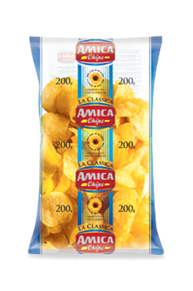 Picture of PATATINA AMICA CHIPS GR.200