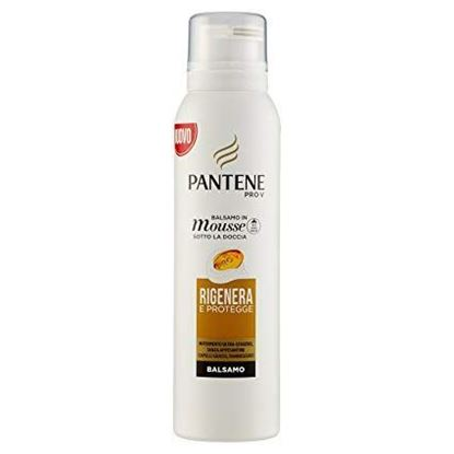 Picture of PANTENE BALSAMO MOUSSE RIGENERA ML.140