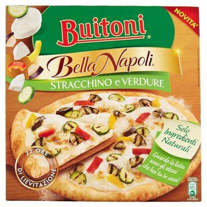 Picture of PIZZA VERDURE GRIGL. GR 370 BELLA NAPOLI