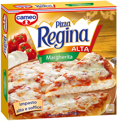 Picture of PIZZA REGINA MARGH. X 2GR 600 CAMEO