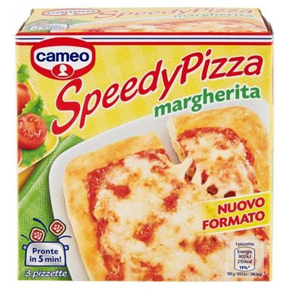 Picture of SPEEDYPIZZA MARGHERITA CAMEO GR 225X3