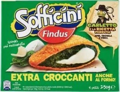 Picture of SOFFICINI SPIN/MOZZ.FINDUS GR266