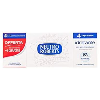 Picture of SAPONE NEUTRO ROBERTS4X3  GR.100