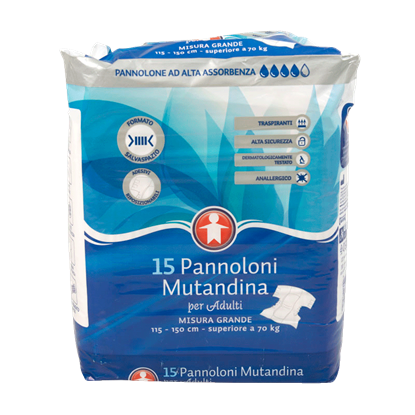 Picture of PANNOLONE MUTAND COMPACTLARGE X15 SIGMA