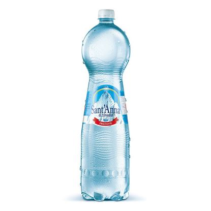 Picture of ACQUA SANT`ANNA FRIZZANTELT.1,5 PET