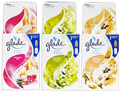 Immagine di GLADE SENSE & SPRAY MIX 1RICARICA