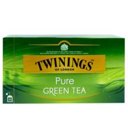 Immagine di TEA VERDE PURE GREEN TWININGS 25 FLT