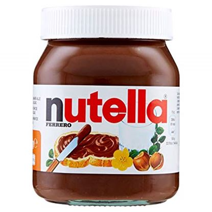 Picture of FERRERO NUTELLA VASETTO GR.450