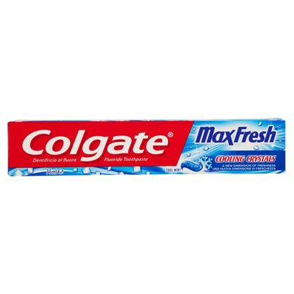 Picture of DENT. COLGATE MAX FRESH BLU NEW ML.75